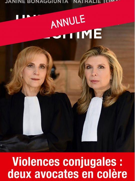 Janine Bonaggiunta et Nathalie Tomasini