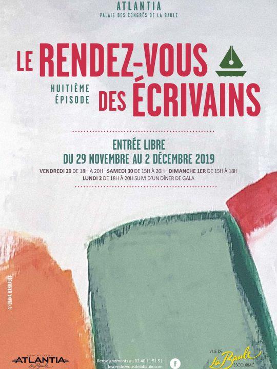 """""""8ème Rendez-Vous des Écrivains"""""""