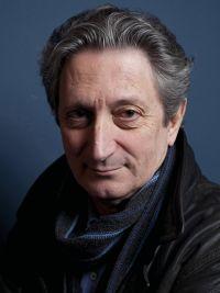 Meeting with Gérard de Cortanze