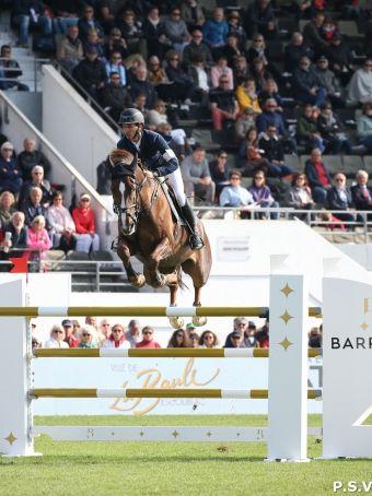 Jumping of La Baule