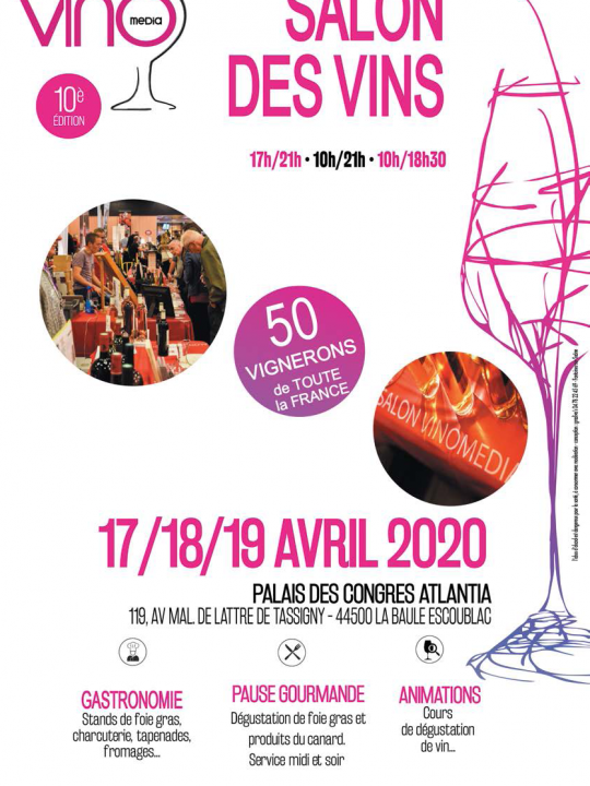 Vinomedia wine fair