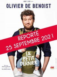 """Meeting with Olivier de Benoist """"Le petit dernier"""""""