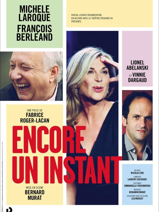 """""""Encore un instant"""""""