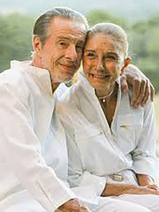 Perla & Jean-Louis Servan-Schreiber