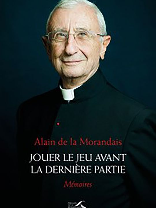 Père Alain de la Morandais