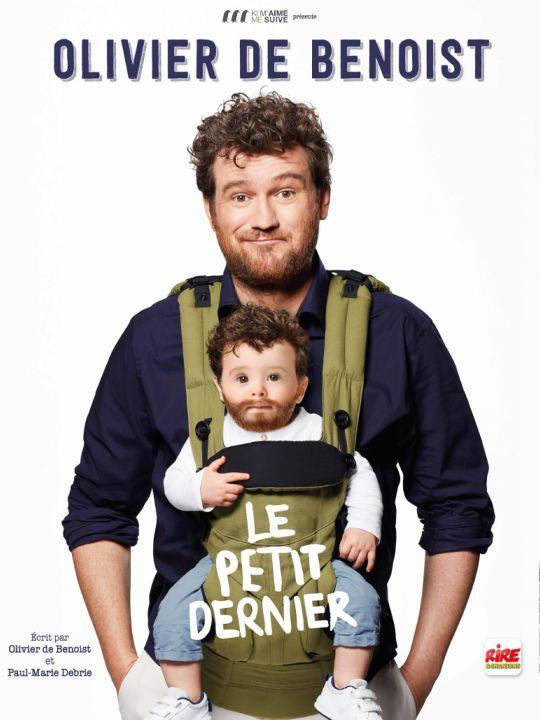 """Olivier de Benoist """"The youngest"""""""