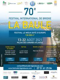 Rendez-vous avec Festival International de Bridge