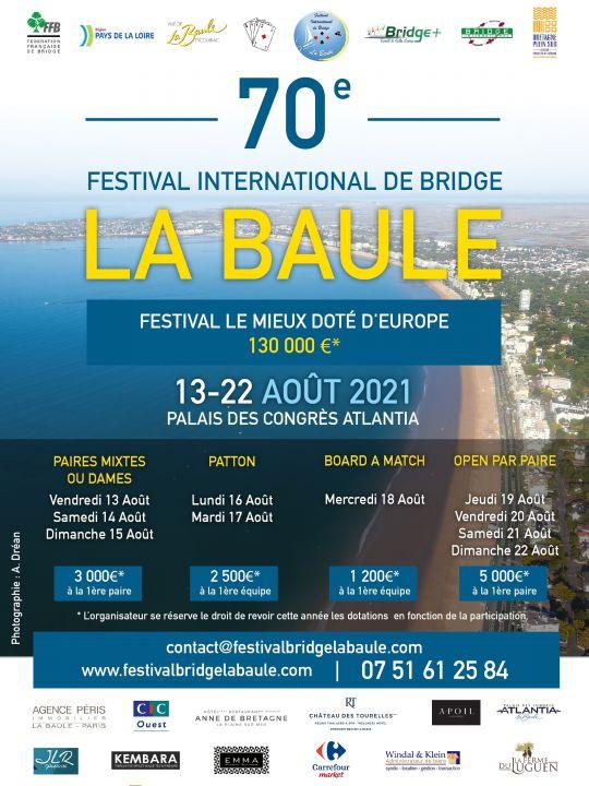 La Baule International Bridge Festival