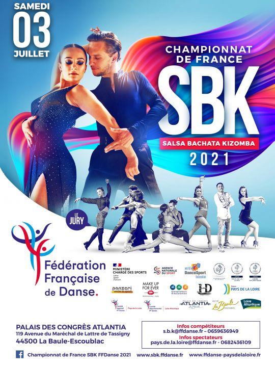 Championnat de France Salsa Bachata Kizomba