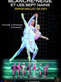 """Meeting with Snow White and the Seven Dwarfs - """"Grand Ballet de Kiev"""""""