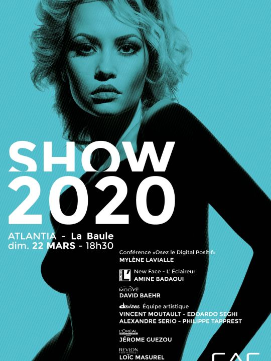 """Seminar of the """"Centrale des Artisans Coiffeurs"""""""