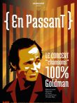 """""""En passant"""" - 100% Goldman concert"""