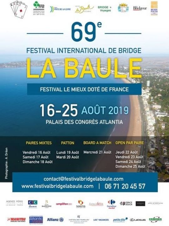 La Baule International Bridge Festival