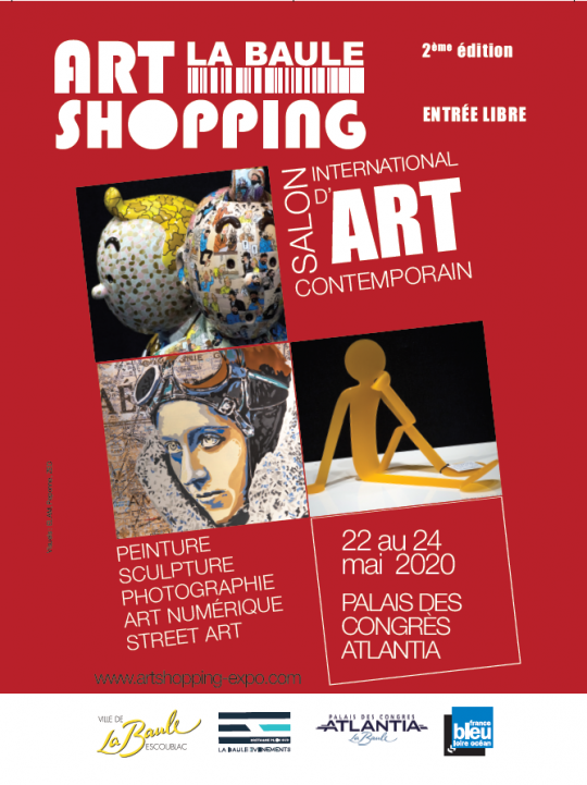 ART SHOPPING 2nd edition
